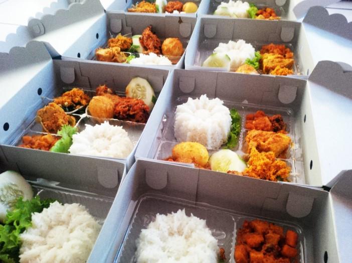 Harga nasi kotak Enrekang