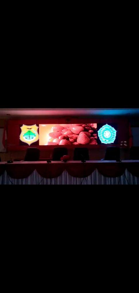 Harga iklan videotron indoor Mamuju