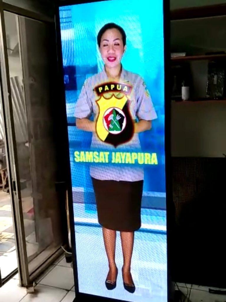 Harga pemasangan iklan videotron indoor Barito Timur