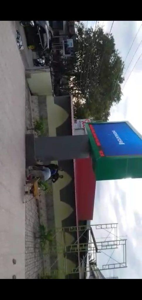 Harga konstruksi videotron outdoor Lembata